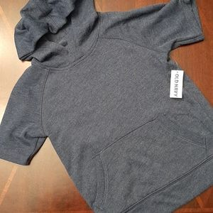 ⭐ 🛍  3/$20 NWT Old Navy hooded shirt